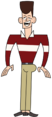 John F. Kennedy - A clone of the 35th President of the United States who attends Clone High High School