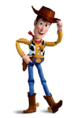 Sheriff Woody - A brave character who proves himself to be a great friend to Buzz.