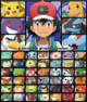 Ash Ketchum's Pokémon - The best Pokémon in the anime series.