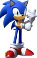 Sonic the Hedgehog - A fast and blue hedgehog who has become one of the biggest icons of video games.