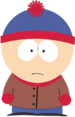 Stan Marsh - A protagonist that is the reasonable and nice character.