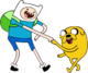 Finn and Jake - Another iconic duo who saved an entire Network from getting worse.