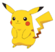 Pikachu - An iconic character in the Pokémon franchise.