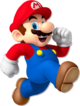 Mario - One of the most iconic characters and mascots in videogame history.