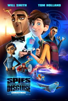 Spies In Disguise Greatest Movies Wiki