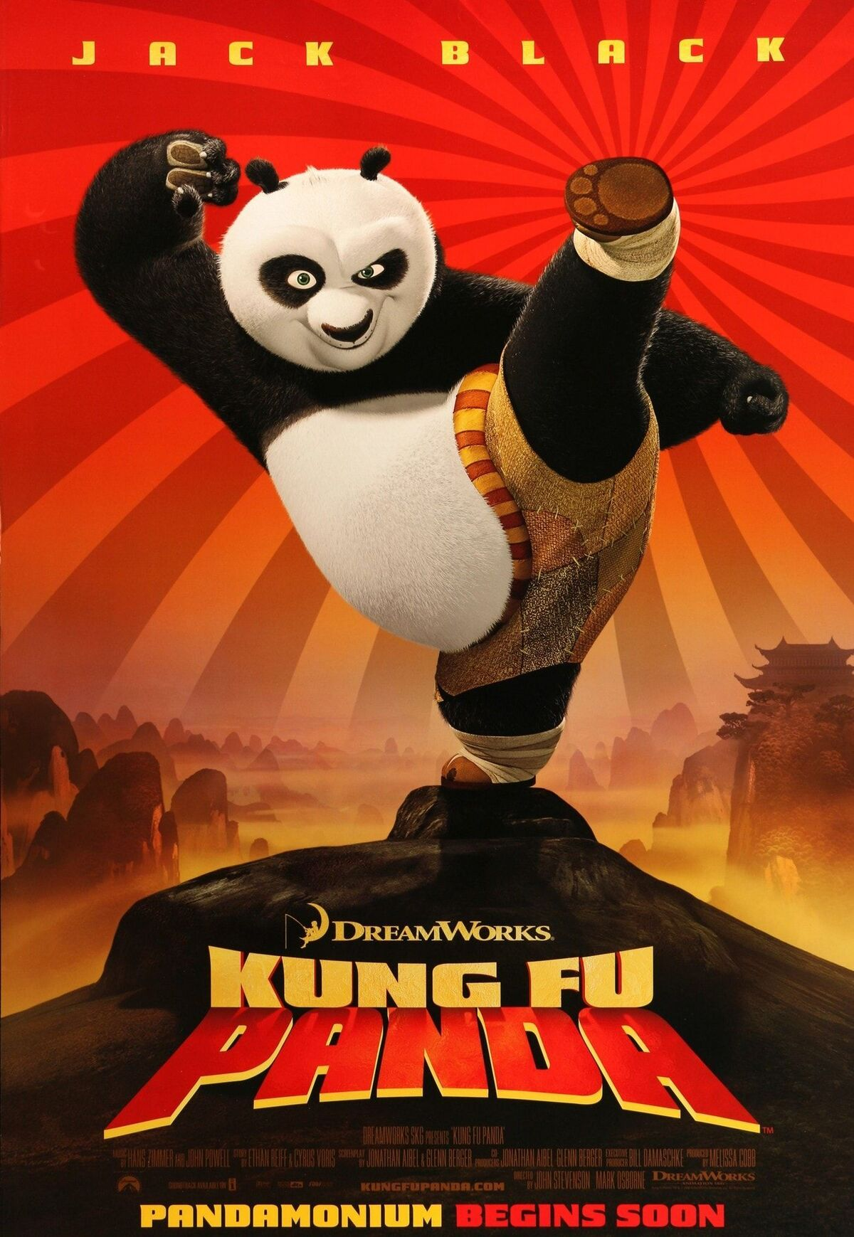 Kung Fu Panda 4 : Release Date , Cast and Everything a Fan Should Know - Finance Rewind
