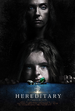 Hereditary - A film about a family that's haunted with very dark secrets after the death of their secretive grandmother.