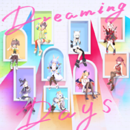 Album Cover Art - Dreaming Days.png