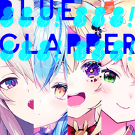 Album Cover Art - BLUE CLAPPER.png