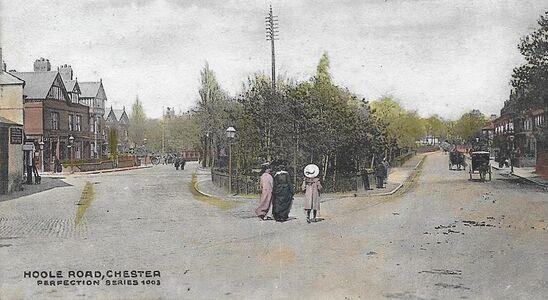 01HP2 Hoole Road early 1900s.jpg