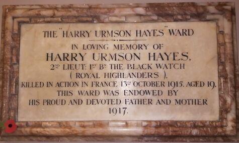 6WHD10 HU Hayes Plaque naming Ward of Chester RI.jpg