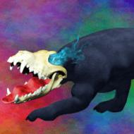 Logo Grupo de El Bestiario del Hypogripho Dorado Facebook.png