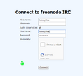 Freenode IRC webchat auth to services.png
