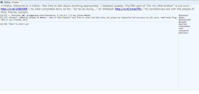 Freenode IRC webchat msg user window.png