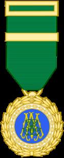 2018 Micronational Summit Sao Paulo Medal.png