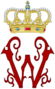 Monogram of Wilhelm I Italo of Taslavia.png