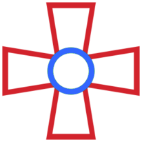 Roundel of Imperial and Royal Aviation Troops of Karnia-Ruthenia.png