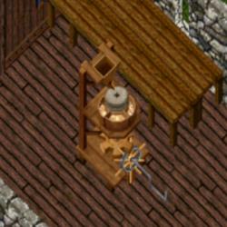 obrázek mlýna na mouku ze hry