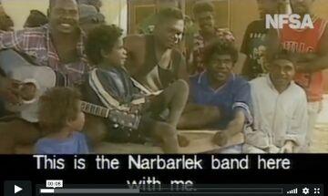 Nabarlek Band