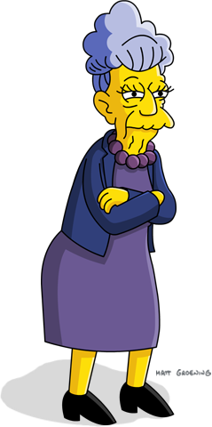 Agnes Skinner - Loathsome Characters Wiki