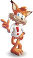 Bubsy - An infamous video game mascot that talks way too much, has a terrible Twitter account, and exists jut to cash in on the video game mascot trend of the 90s.