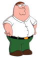 Peter Griffin (Season 7-present) - The main character of an iconic animated series that was infamously flanderized to the point of no return.