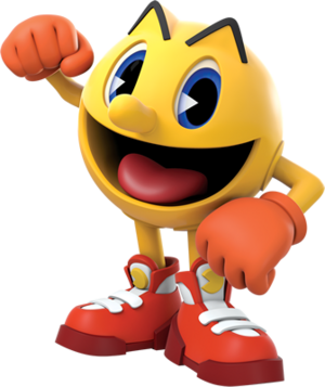 Pac-Man character art - The Adventure Begins.png
