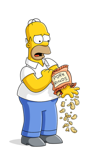 Template:Homer Simpson (Modern) - Loathsome Characters Wiki