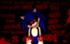 Sonic.exe - An evil version of a beloved fictional hero that's nothing more than a poor attempt at being scary or edgy, and became a meme due to being ridiculous.