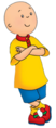Caillou - A character infamous for being spoiled and throwing tantrums all the time with little to no comeuppance, and made kids that watched him act like him.