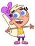 Chloe Carmichael (The Fairly OddParents) - A egotistic Mary Sue who has no reason to be on the show and caused The Fairly OddParents to end.