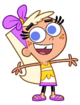 Chloe Carmichael - A egotistic Mary Sue who has no reason to be on the show and caused The Fairly OddParents to end.