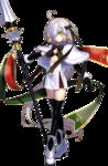 Jeanne d'Arc Alter Santa Lily Profile.png