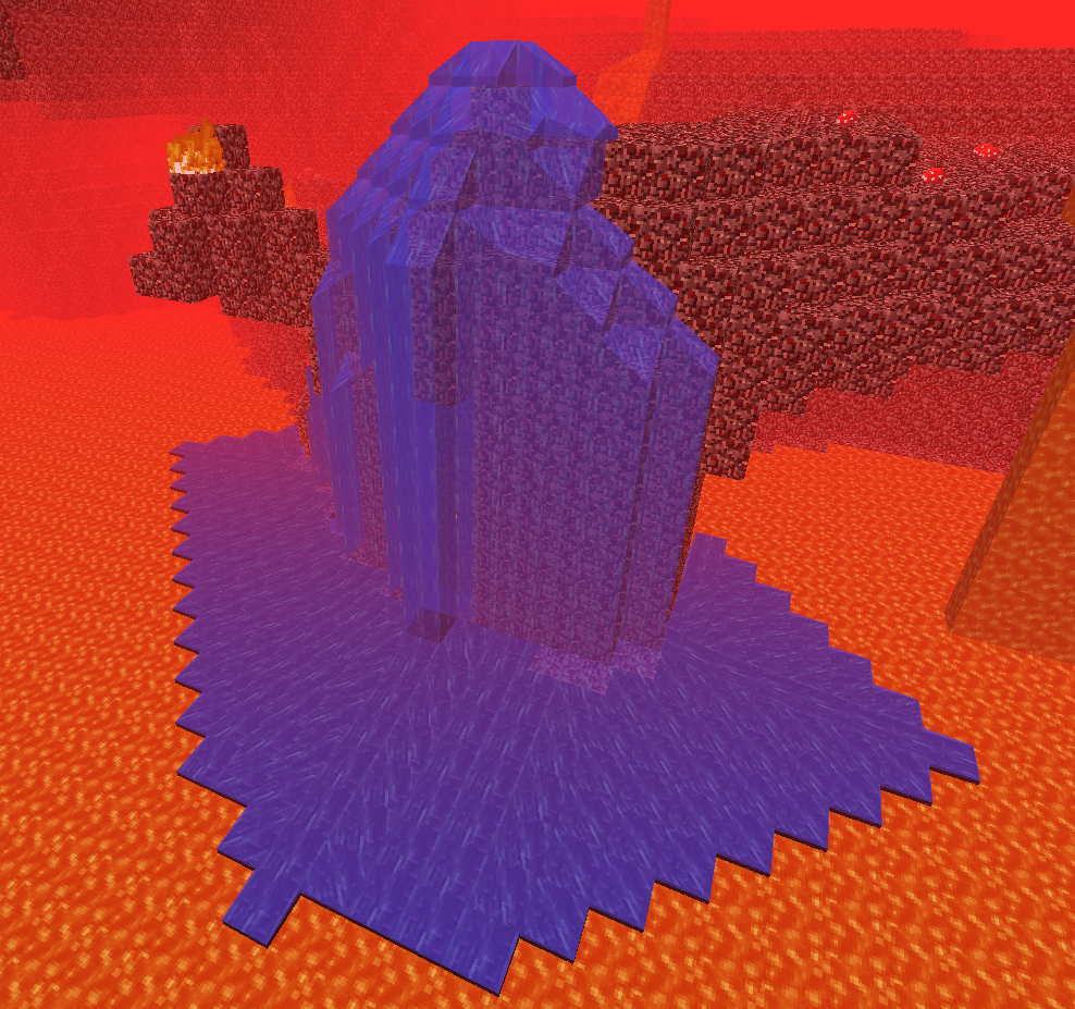 Water In Nether Minecraft Discontinued Features Browse and download minecraft nether maps by the planet minecraft community. water in nether minecraft