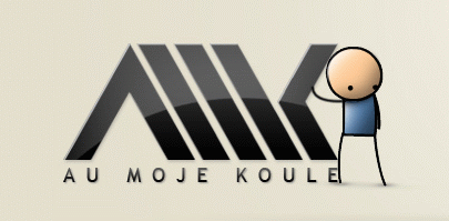 logo stránky Au Moje Koule!