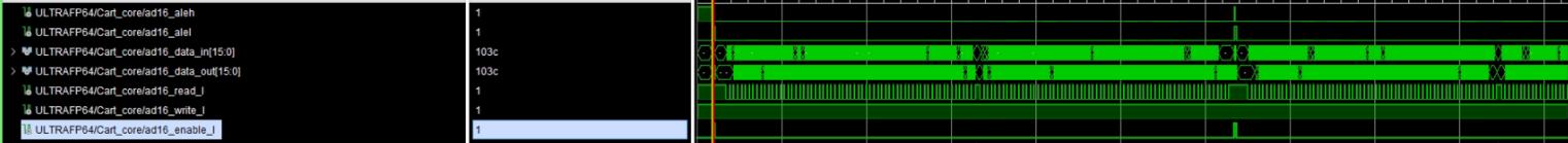 Constant ROM Access