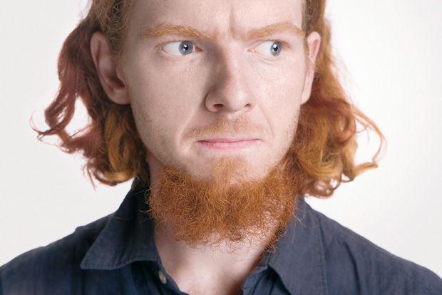 Ragazzi capelli rossi