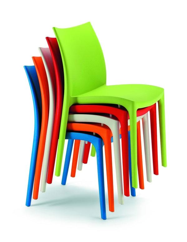 Sedie Di Plastica Colorate.Terribile Sedia Di Plastica Nonciclopedia