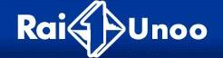 Il logo di Rai Uno