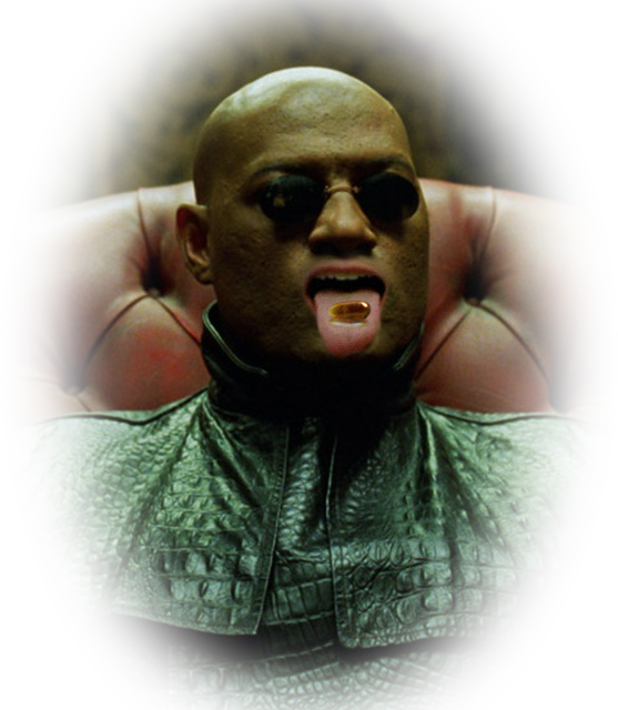 Morpheus pillola marrone.png
