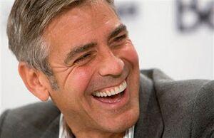 Bravi! Vi siete meritati un bel Clooneysorriso.™
