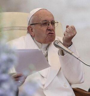 Papa Francesco Nonciclopedia