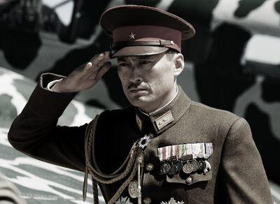 «Soldati, il nemico è davanti a noi. Non vi mentirò: nessuno ne uscirà vivo. Siete pronti a sacrificare le vostre vite per il Giappone?»