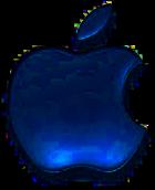 Apple logo trasparente.png