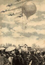 Mongolfiera e aerei caccia disegno storico.jpg