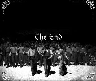 Quarto Stato con scritta The End.jpg