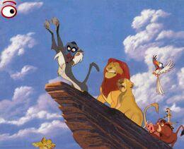 Re leone simba cade.jpg