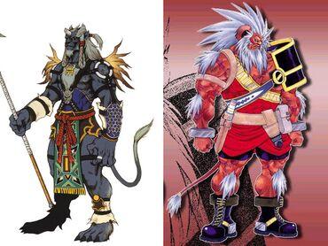 Mio dio! Guardate come hanno osato copiare questo importantissimo personaggio di Final Fantasy X, ma non si vergognano?
