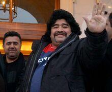 Manuel (seconda stagione) ha abbandonato la cura per continuare a somigliare a Maradona.