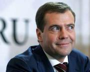 Dmitrij Medvedev (L'Orsetto)